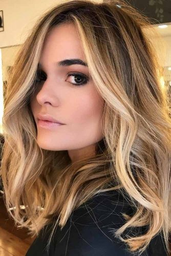 beautiful shadow hair New Hair Color Ideas