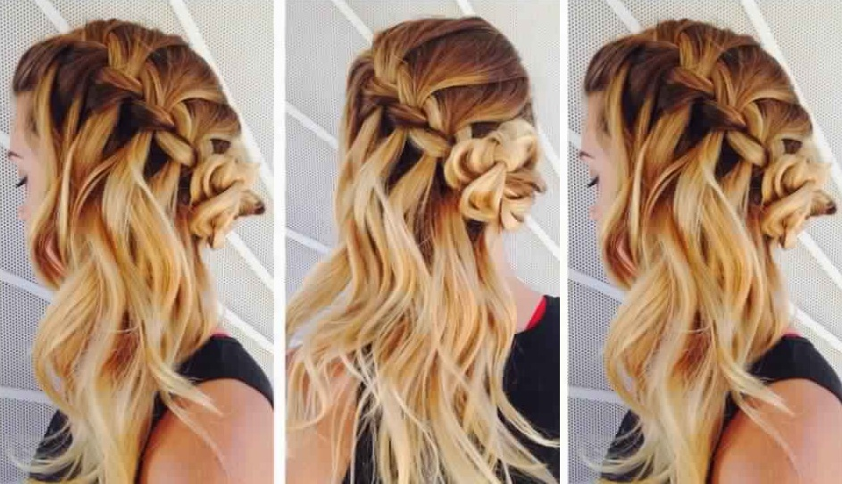 10 inspirational party hairstyles ideas for New Hairdressing