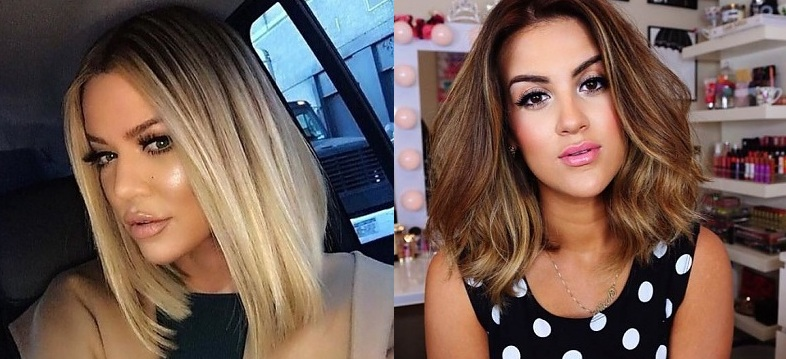 Mid-long hair best trend this summer Hairdressing Medium Hairstyles