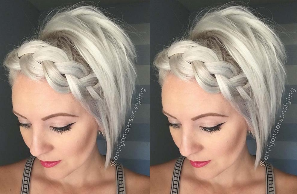 Cute Trendy Hair Styles For Short Hair Fast Simple Hairstyles