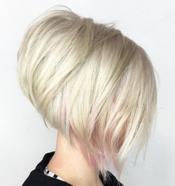 The Most Beautiful Square Cup Models Hair Cut Trends