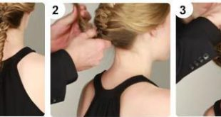 Hairstyle for evening Hairstyles For Evening