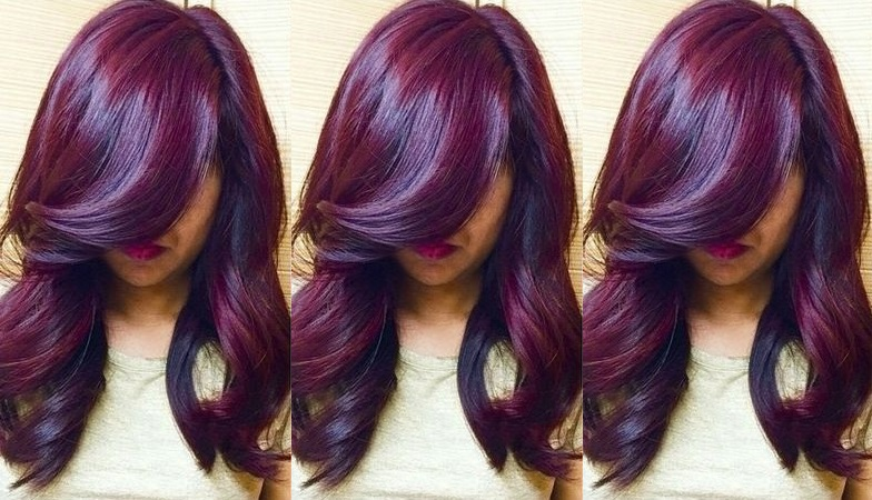 Here are some gorgeous colors that you can wear this summer! Hair Color Ideas