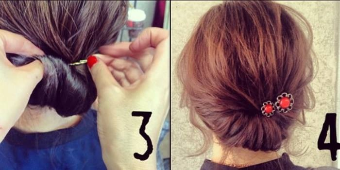 Simple Hairstyle Tutorial: The Best Easy and Fast Tutorials Fast Simple Hairstyles