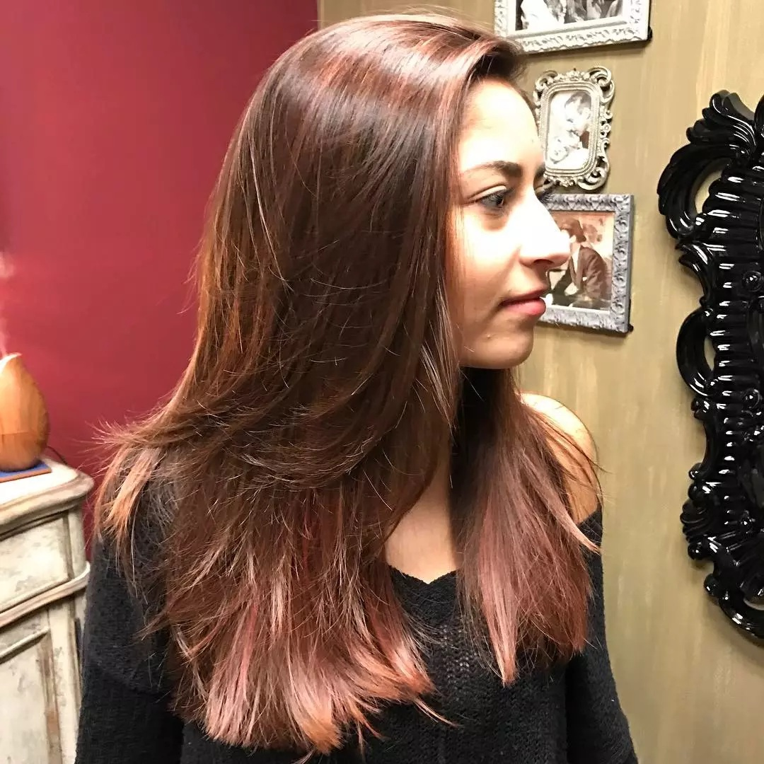 Mid-length hair best trend Hairdressing Medium Hairstyles