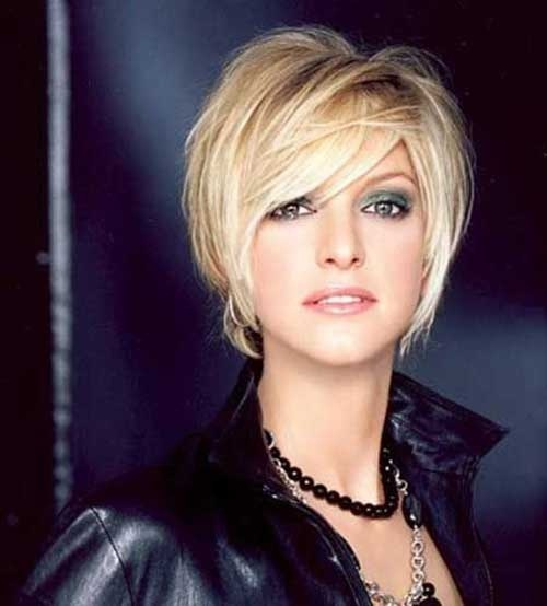 choose a short haircut from the beautiful New models Short Hairstyles