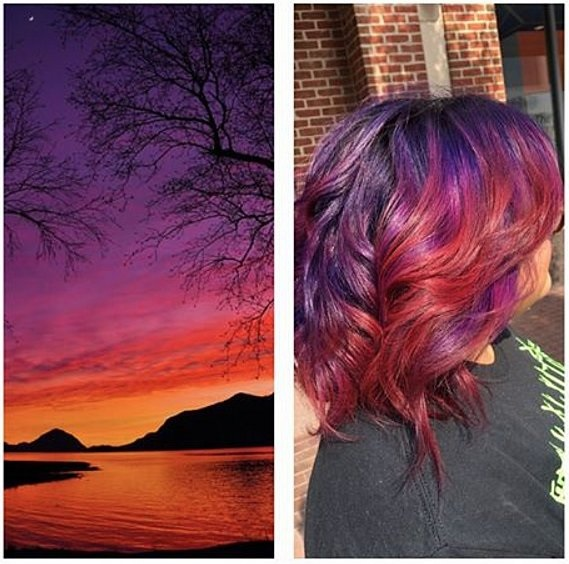 Here's The Colors That You Can Adopt This Fall! Hair Color Ideas