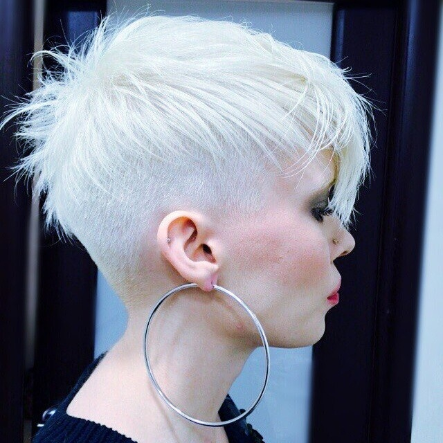 Ultra Short Cups For New Season New Hairstyle Trends