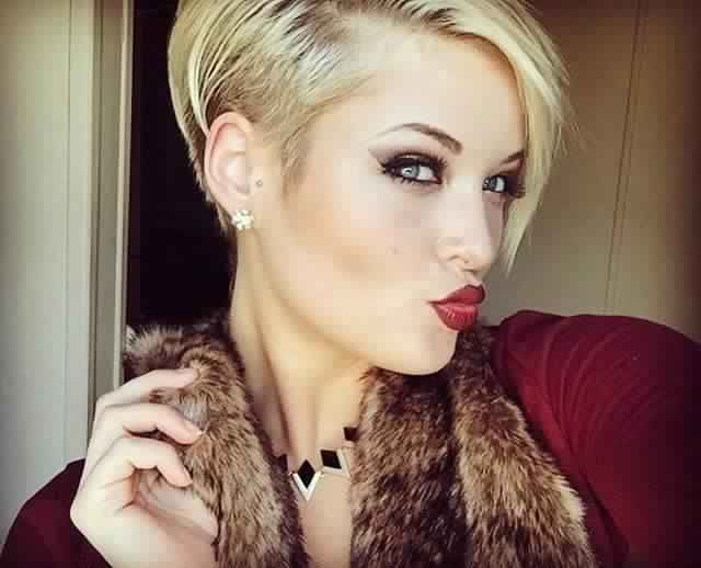 Collection of the most beautiful short cuts this summer Hair Cut Trends