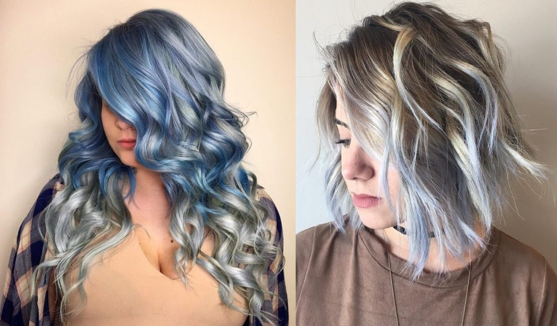 Pastel Hair: The Fashionable, Unique and Beautiful Choice You Can Opt For The New Season Hair Color Ideas