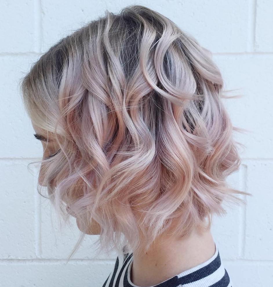 70 Impressive Mid-Length Hair Styles Hair Color Ideas