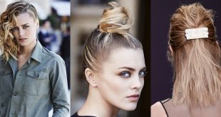 20 Beautiful Hairstyle Ideas and Fall / Winter Trend New for your Medium Hair Hairdressing Medium Hairstyles