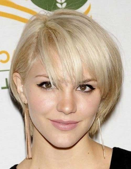 25 Short Blondes Cups to Stitch in New Hair Color Ideas