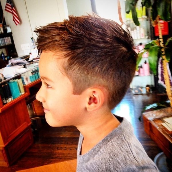 20 beautiful styles of hairstyles for your boy trend New Hair Cut Trends
