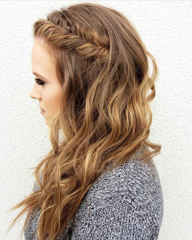 braid woman hairstyle New: 15 most beautiful models this summer Hairdressing