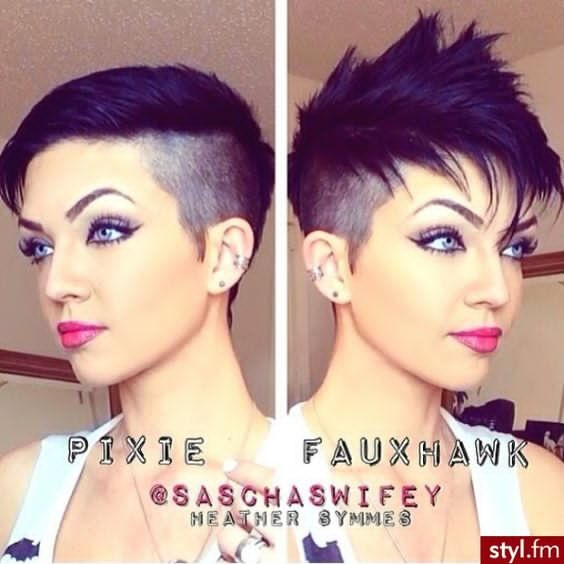 Fashion Short Cups - The Trend of This Year in 20 Photos Hair Cut Trends
