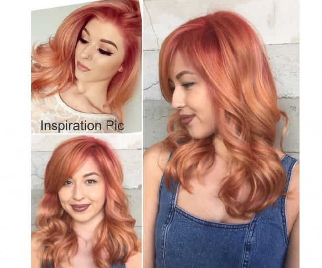 The Best Colors For Short Hair Inspired Spring New - 30 Impeccable Models! Hair Color Ideas