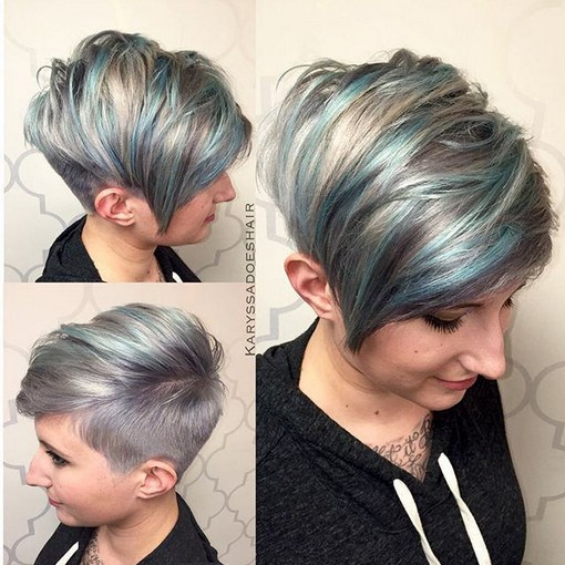 Adorable Short Cups With Fringes Hair Cut Trends