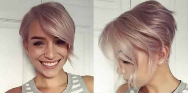 Here are some stunning Hyper Fashion Short Hair Styles New Hairstyle Trends