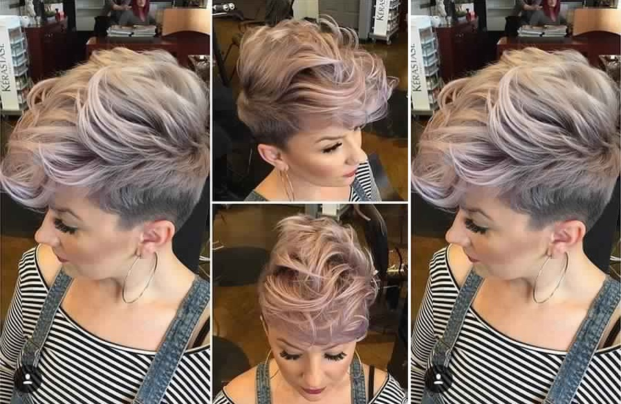 Beautiful Sweeps For Short Hair