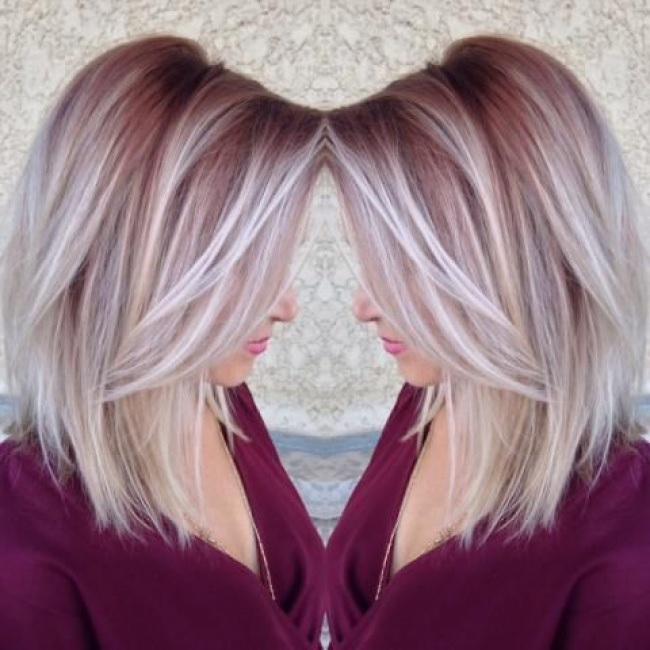 These 7 Colors Will Symbolize The New Year New Hair Color Ideas
