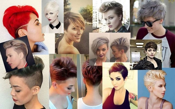 20 Beautiful Short Cups: Best Models Summer New Hair Cut Trends