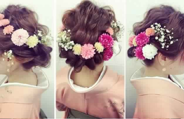 The Most Beautiful Hairstyles Tutorials For Brides And Bridesmaids Trend Fall New