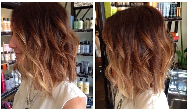 21 Cups For Medium Hair For The New Season! Hair Color Ideas