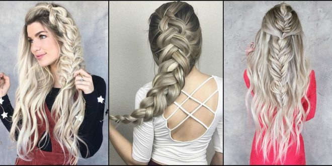 30 Beautiful braids to stitch