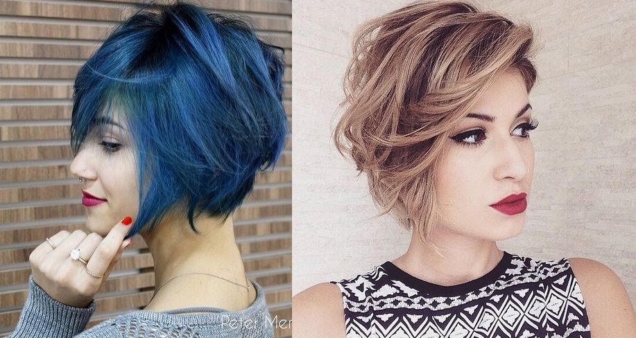 20 Short Cups and Trend Colors New: Celebrating the New Year With the best trends! Hair Color Ideas