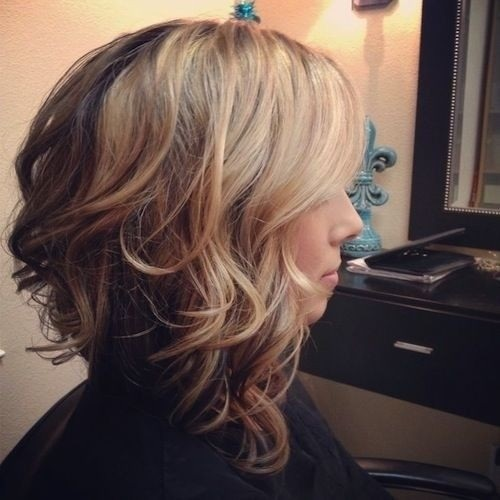 21 Mid-Length Hair Cuts Trend New Hair Color Ideas
