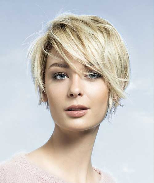 15 Magnificent Short Cups For Round Face New Hairstyle Trends
