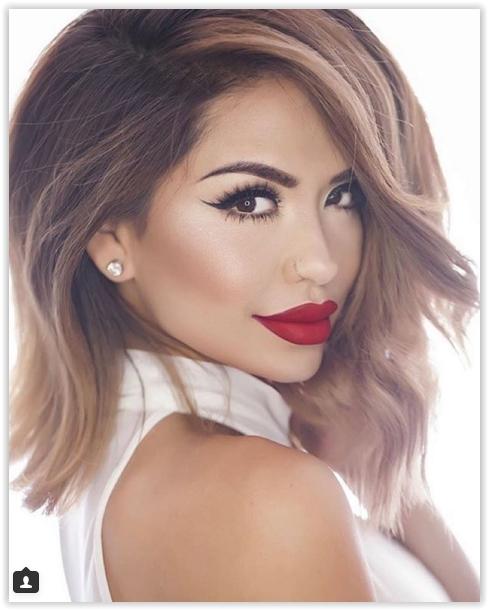 Medium Hair: The Most Inspiring New Models Hair Cut Trends