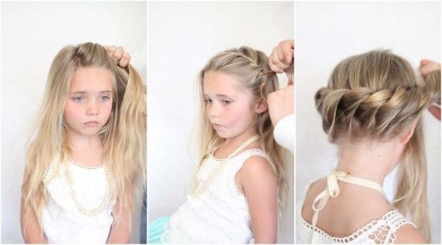 30 Hairstyle Styles That You Can Make Your Little Girl Easy Hairstyles
