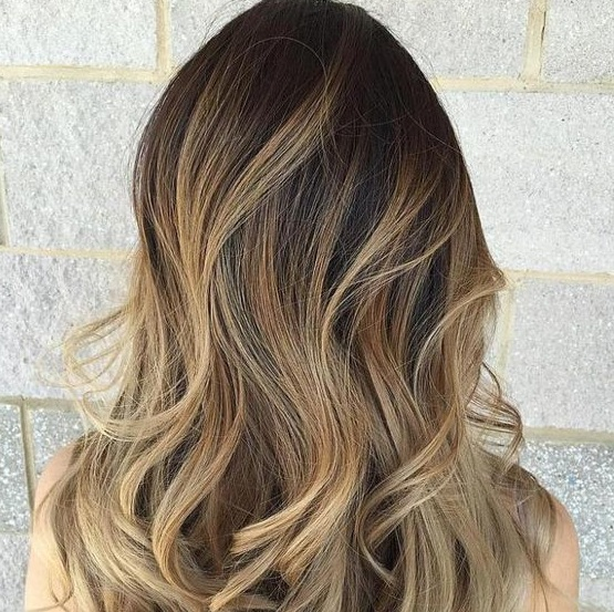 the most beautiful trendy hair models trend New Hair Color Ideas