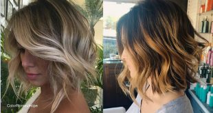 Short-haired Short-haired Hair: A Beautiful Trend - The Evidence in Image Hair Color Ideas