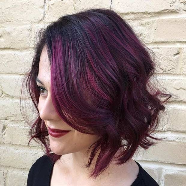 21 Sublime Red Colors That You Must Not Miss For This Summer Hair Color Ideas