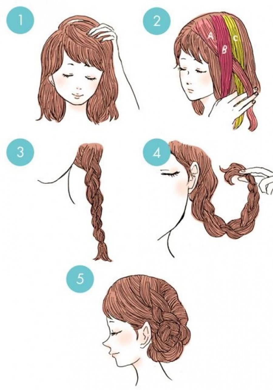 20 Elegant Hyper Hairstyles Tutorials For All Your Occasions Hairdressing