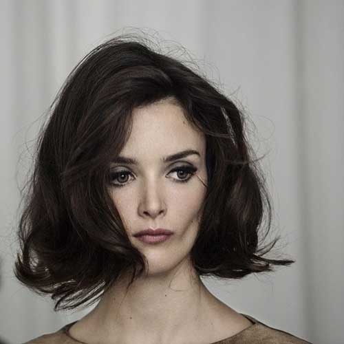 15 Square Cuts For Brunettes New Hairstyle Trends