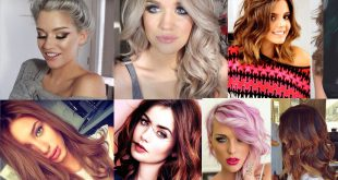 here are the top 20 trendy hair colors this year Hair Color Ideas