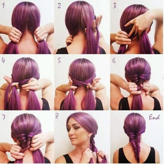 Easy Hairstyle Long Hair - Spring New New Hairstyle Trends