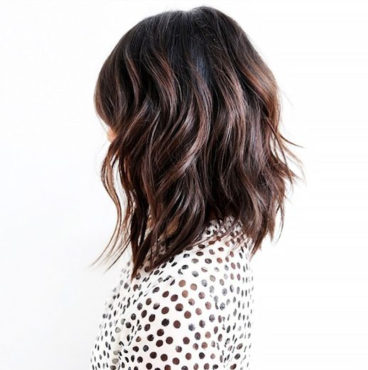 Medium Length Hair: The Most Inspiring Models for Summer New Hair Color Ideas