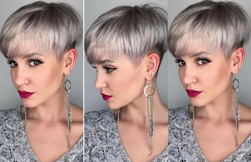 short cuts: the most beautiful models Hair Cut Trends