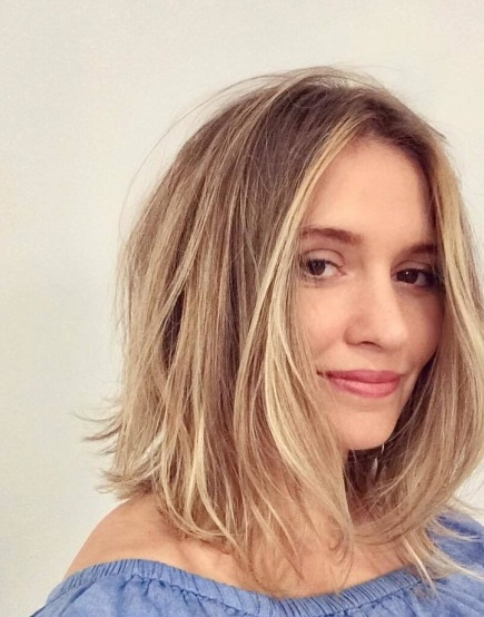 The short square cut in its most beautiful models New Hairstyle Trends