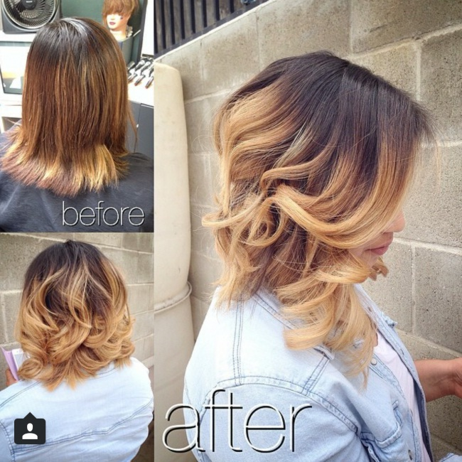 The Best Short Hair Sweeping Models Hair Color Ideas