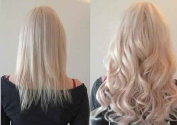 Hair extensions: Hallucinating Pictures Before After Hair Styling Tips
