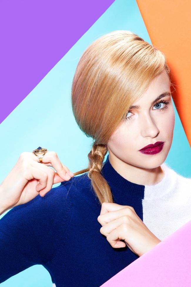 4 beautiful hairstyles for your medium hair Hairdressing Medium Hairstyles