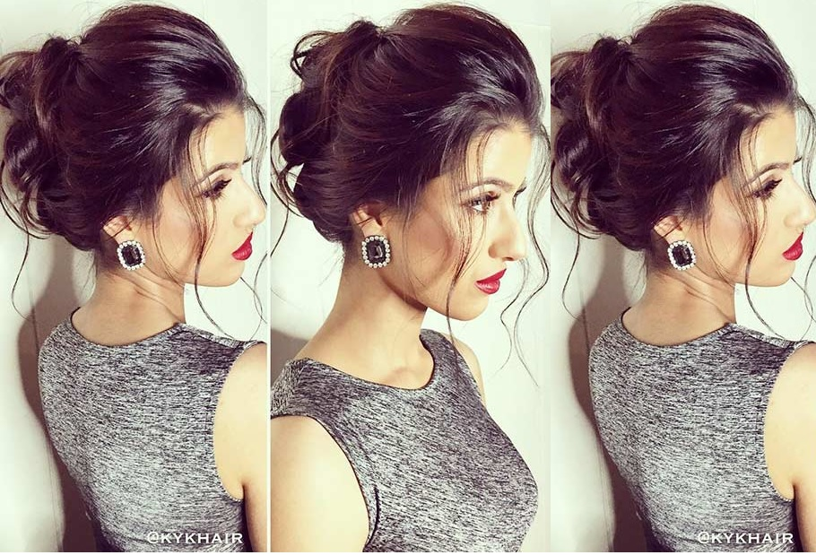35 Beautiful Hairstyles For Bridesmaids New Hairstyle Trends