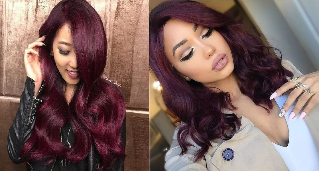 Beautiful Colors Hair Attempt for Valentine's Day Hair Color Ideas