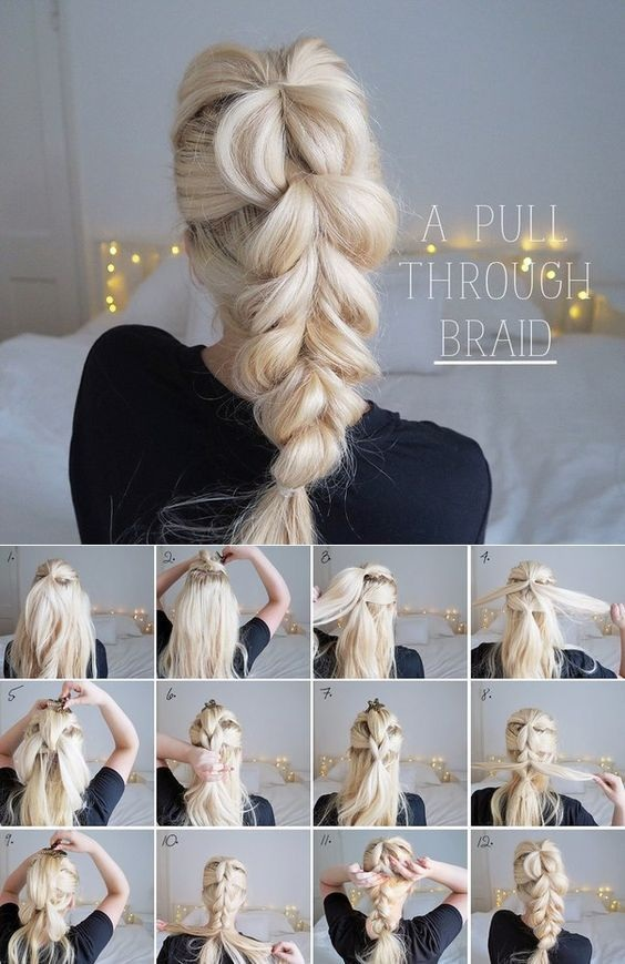 adorable hairstyles simple and quick to do in minutes Easy Hairstyles